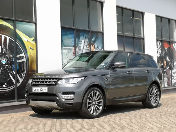 2014 Land Rover Range Rover Sport 4.4 SDV8 HSE Kwazulu Natal Richards Bay_0