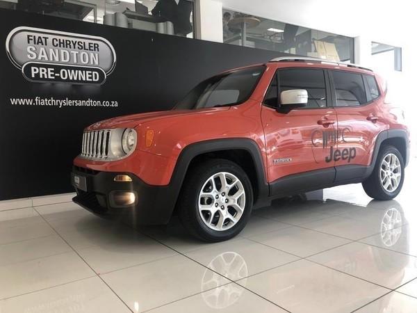 2018 Jeep Renegade 1.4 TJET LTD DDCT Gauteng Bryanston_0