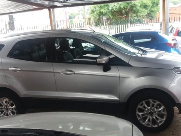 2014 Ford EcoSport 1.5TDCi Titanium Gauteng Jeppestown_0