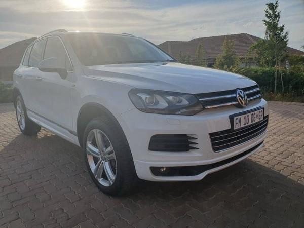 2014 Volkswagen Touareg 4.2 V8 Tdi Tip  Gauteng Pretoria_0