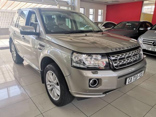 2013 Land Rover Freelander Ii 2.2 Sd4 Se At  Western Cape Bellville_0