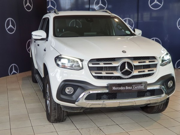 2019 Mercedes-Benz X-Class X350d 4Matic Power Gauteng Bedfordview_0