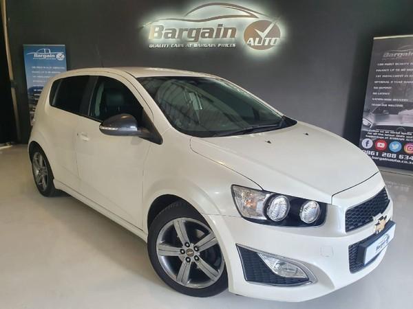 2014 Chevrolet Sonic 1.4T RS 5-Door Western Cape Goodwood_0