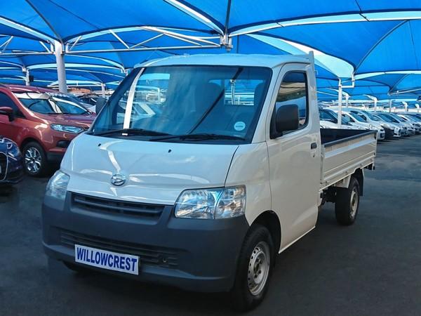2012 Daihatsu Gran Max 1.5 High Pu Ds  Gauteng Randburg_0
