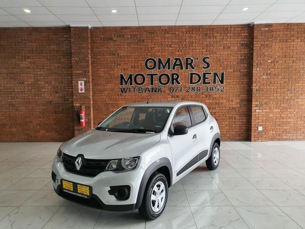 2020 Renault Kwid 1.0 Expression 5-Door Mpumalanga Witbank_0