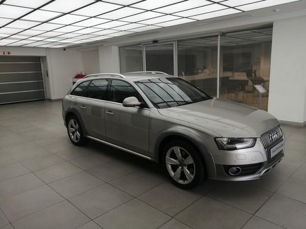 2013 Audi A4 Allroad 2.0 Tdi Quatt S-tronic  Gauteng Sandton_0