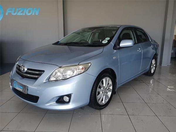 2010 Toyota Corolla 1.6 Advanced  Western Cape Parow_0