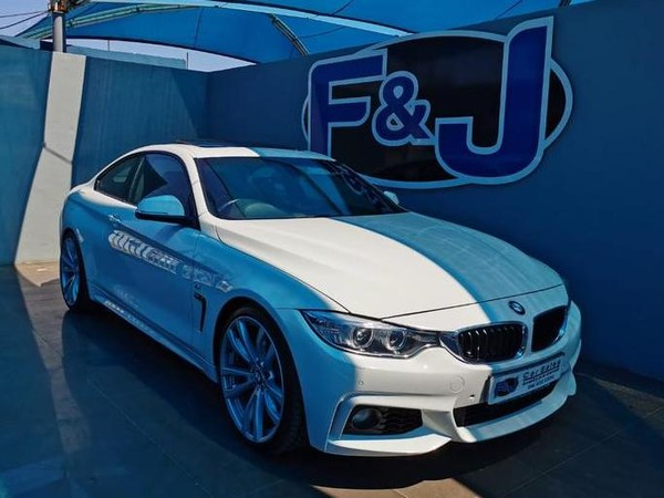 2014 BMW 4 Series 428i Coupe M Sport Auto Gauteng Vereeniging_0