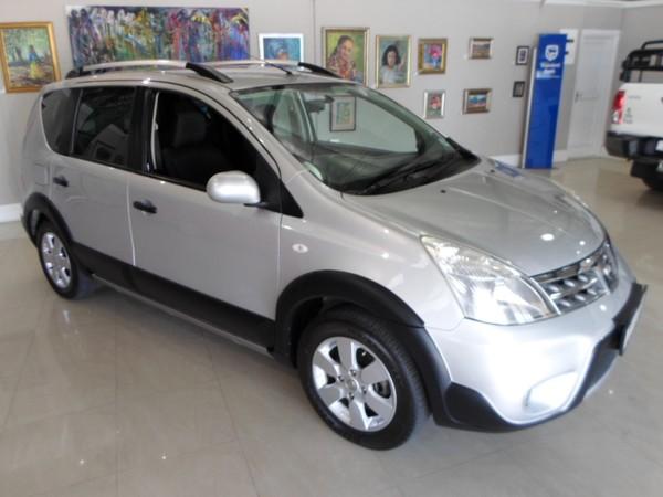 2013 Nissan Livina 1.6 Acenta X-gear  Western Cape Knysna_0