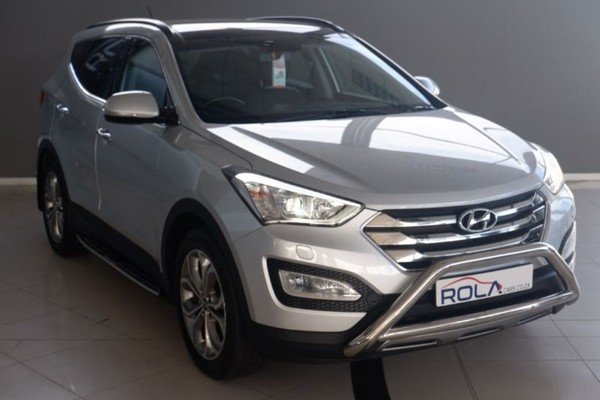 2015 Hyundai Santa Fe R2.2 Awd Elite 7s At  Western Cape Somerset West_0