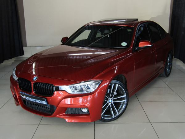 2018 BMW 3 Series 320i M Sport Auto Gauteng Benoni_0