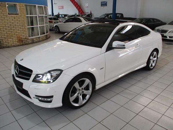 2014 Mercedes-Benz C-Class C250 CDI BE Coupe Edition C Auto Kwazulu Natal Durban_0