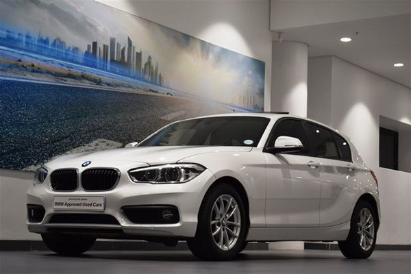 2017 BMW 1 Series 118i 5DR Auto f20 Kwazulu Natal Umhlanga Rocks_0