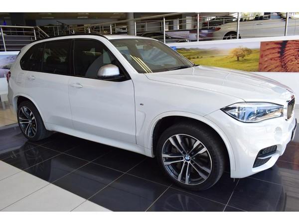 2016 BMW X5 M50d Gauteng Pretoria_0