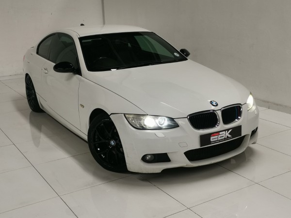 2008 BMW 3 Series 320i Coupe Sport At e92  Gauteng Rosettenville_0