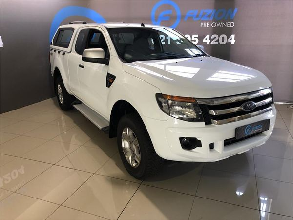 2014 Ford Ranger 3.2tdci Xls 4x4 At Pu Supcab  Western Cape Goodwood_0