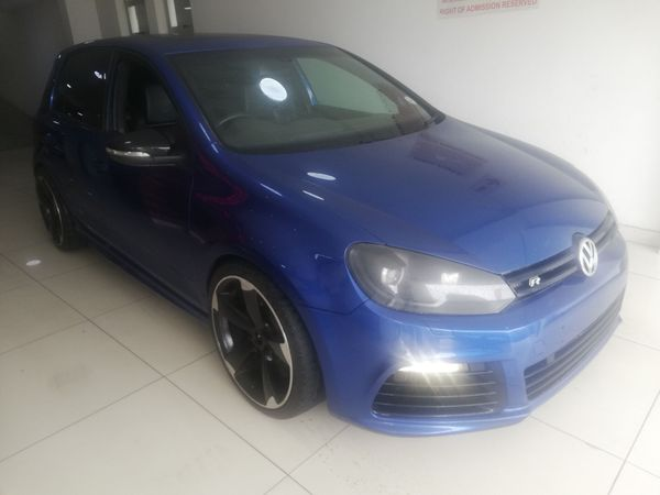 2012 Volkswagen Golf Vi 2.0 Tsi R Dsg  Kwazulu Natal Durban_0