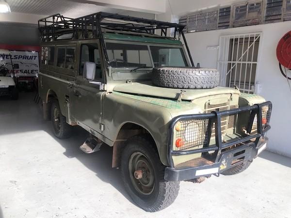 1989 Land Rover Defender 109 109in Lwb Ht  Mpumalanga Nelspruit_0