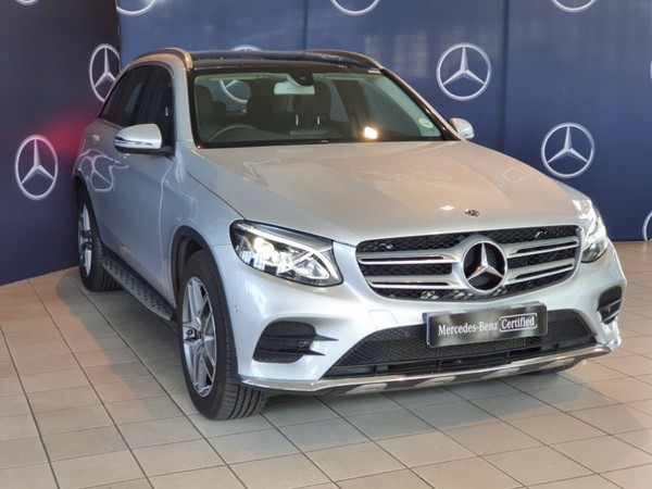 2019 Mercedes-Benz GLC 220d Off Road Gauteng Bedfordview_0