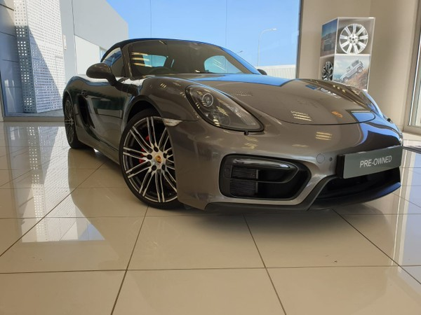 2016 Porsche Boxster GTS PDK 981 Western Cape George_0