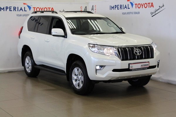 2020 Toyota Prado TX 3.0D Auto Gauteng Johannesburg_0