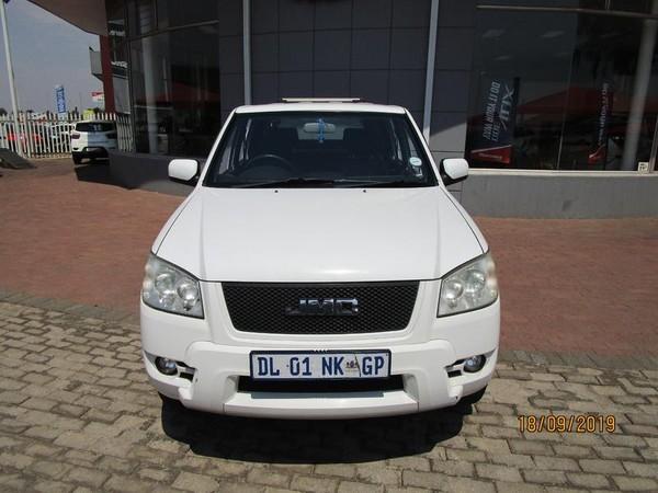 2014 JMC Boarding 2.8TD LUX Double cab Bakkie Gauteng Boksburg_0