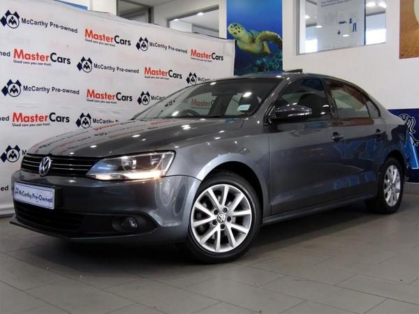 2012 Volkswagen Jetta Vi 1.4 Tsi Comfortline  Gauteng Roodepoort_0