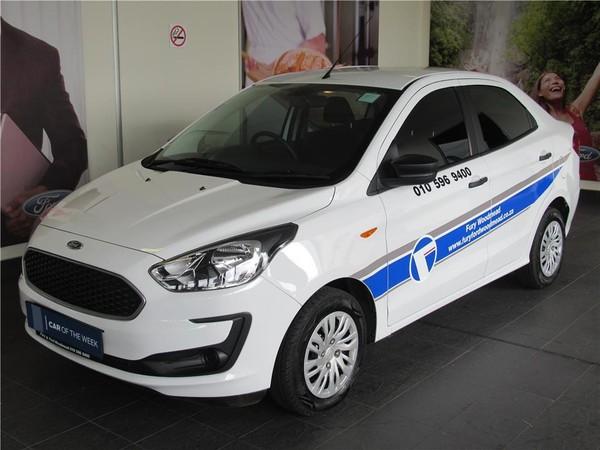 2019 Ford Figo 1.5Ti VCT Ambiente Gauteng Sandton_0