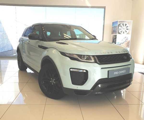 2016 Land Rover Evoque 2.2 SD4 HSE Dynamic Western Cape George_0