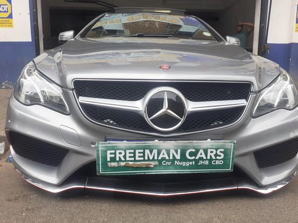 2015 Mercedes-Benz C-Class C250 Cdi Be Coupe At  Gauteng Johannesburg_0