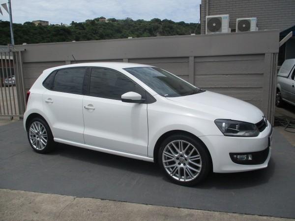 2011 Volkswagen Polo 1.6 Comfortline 5dr  Kwazulu Natal Durban_0