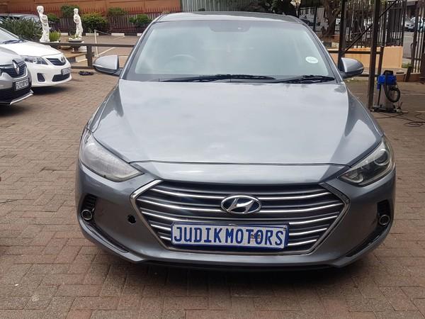 2018 Hyundai Elantra 1.6 Executive Gauteng Johannesburg_0