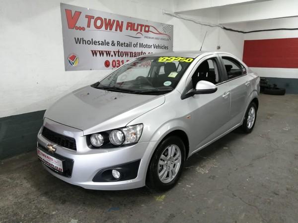 2012 Chevrolet Sonic 1.4 Ls  Kwazulu Natal Durban_0