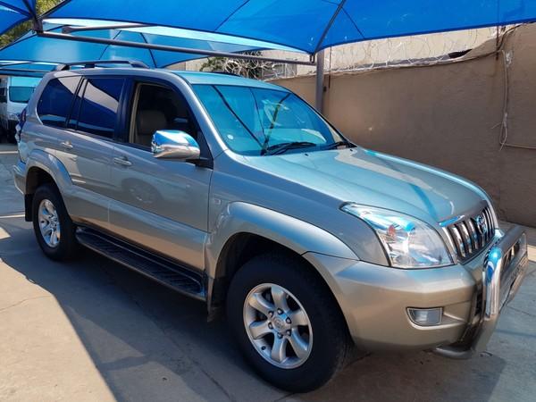 2006 Toyota Prado Vx 4.0 V6 At  Gauteng Johannesburg_0