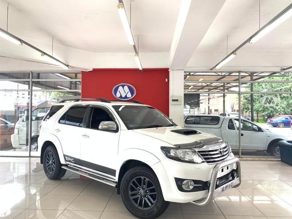2015 Toyota Fortuner 3.0d-4d Rb At  Gauteng Vereeniging_0