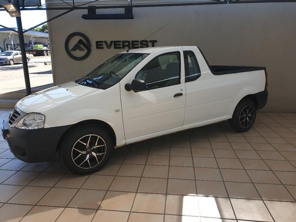 2017 Nissan NP200 1.5 Dci  Ac Safety Pack Pu Sc  Mpumalanga White River_0