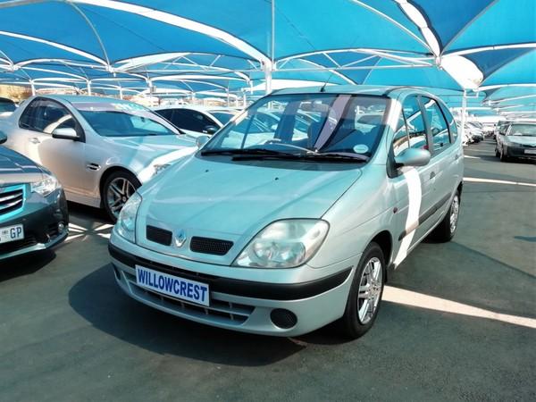 2000 Renault Megane Scenic 1.6 Rxe  Gauteng Randburg_0