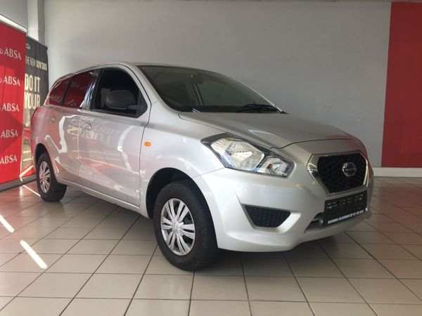 2018 Datsun Go 1.2 7 Seat Western Cape Western Cape_0