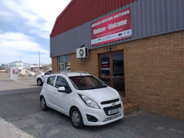 2013 Chevrolet Spark Pronto 1.2 FC Panel van Western Cape Brackenfell_0