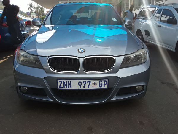 2010 BMW 3 Series 320i At e90  Gauteng Johannesburg_0