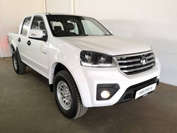 2020 GWM Steed 5 2.0 VGT SX Single Cab Bakkie Gauteng Pretoria_0