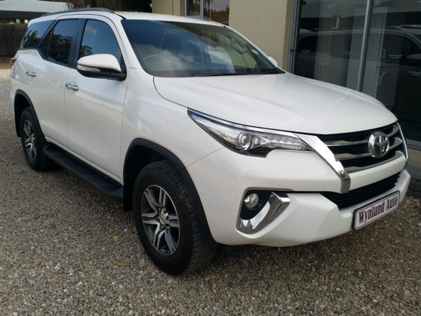 2016 Toyota Fortuner 2.8GD-6 RB Auto Western Cape Worcester_0