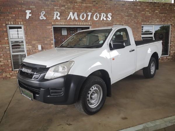 2015 Isuzu KB Series 250 D-TEQ Fleetside Safety Single cab Bakkie North West Province Potchefstroom_0