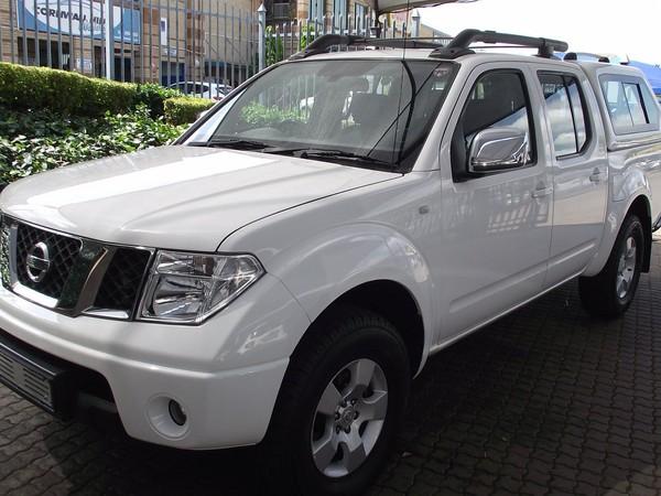 2012 Nissan Navara 2.5 Dci Se 4x4 Pu Dc  Gauteng Pretoria_0