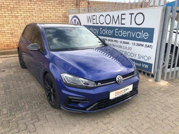 2019 Volkswagen Golf VII 2.0 TSI R DSG 228KW Gauteng Edenvale_0