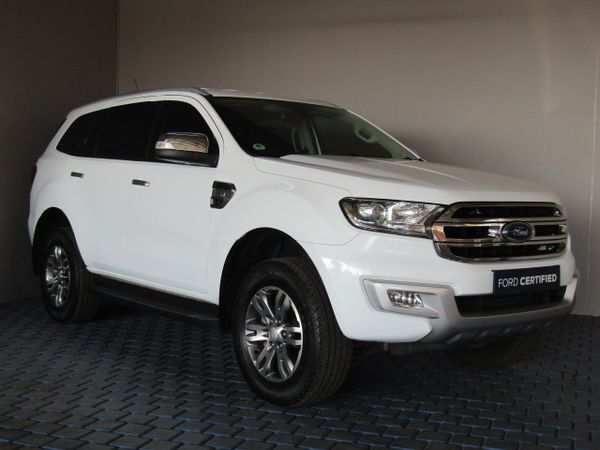 2020 Ford Everest 2.0D Bi-Turbo XLT Auto Gauteng Kempton Park_0