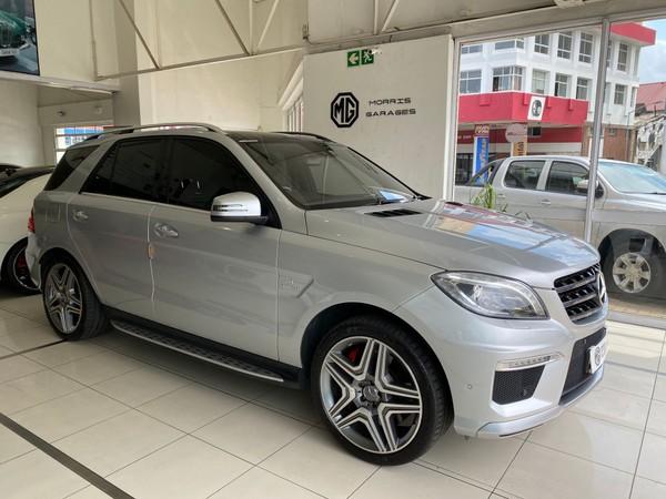 2015 Mercedes-Benz M-Class Ml 63 Amg  Kwazulu Natal Durban_0