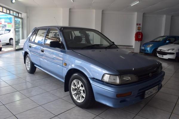 1999 Toyota Conquest 130 Tazz  Gauteng Edenvale_0