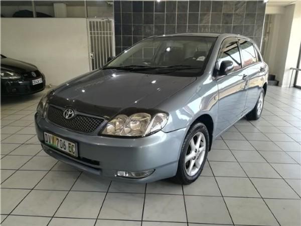 2003 Toyota RunX 140i Rt  Gauteng Edenvale_0