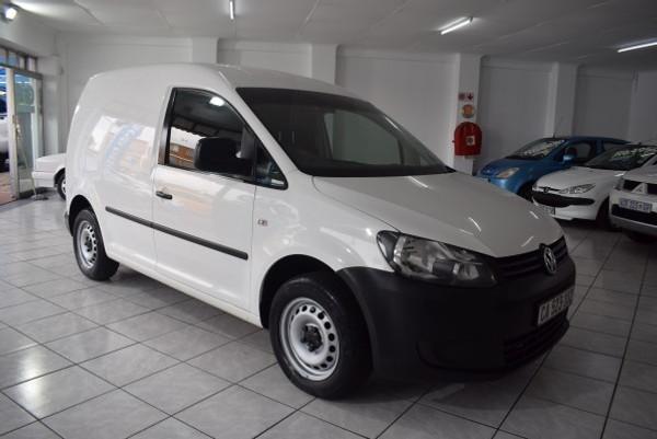 2011 Volkswagen Caddy 1.6i 75kw Fc Pv  Gauteng Edenvale_0